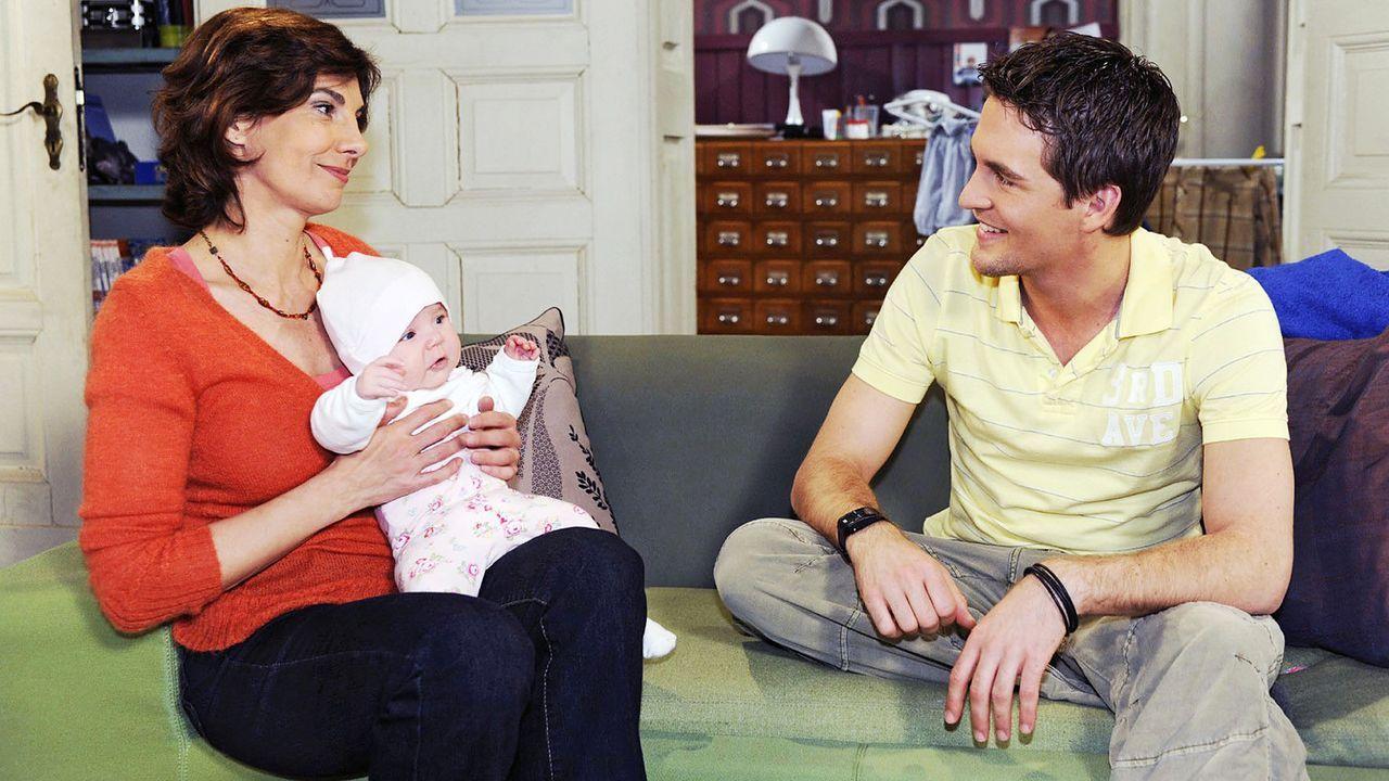 anna-und-die-liebe-Folge-199-04-SAT1-Oliver-Ziebe - Bildquelle: Sat.1/Oliver Ziebe
