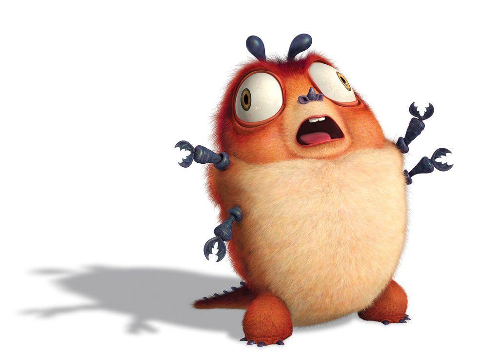 Steht Gigantika bei der Rettung der Welt zur Seite: Insektosaurus ... - Bildquelle: TM and   2008 by DreamWorks Animation LLC. All rights reserved.