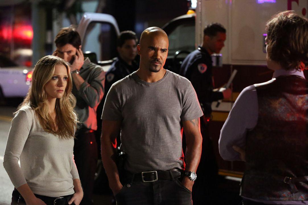 Das Team steht vor einer schweren Aufgabe, denn der Nachahmer hat es auf sie abgesehen. Doch können  JJ (AJ Cook, l.), Morgan... - Bildquelle: ABC Studios