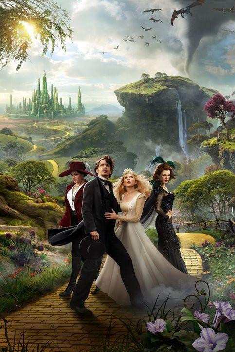 Die fantastische Welt von Oz - Artwork - Bildquelle: Disney. All rights reserved