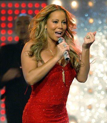 Galerie: Mariah Carey - Bildquelle: dpa