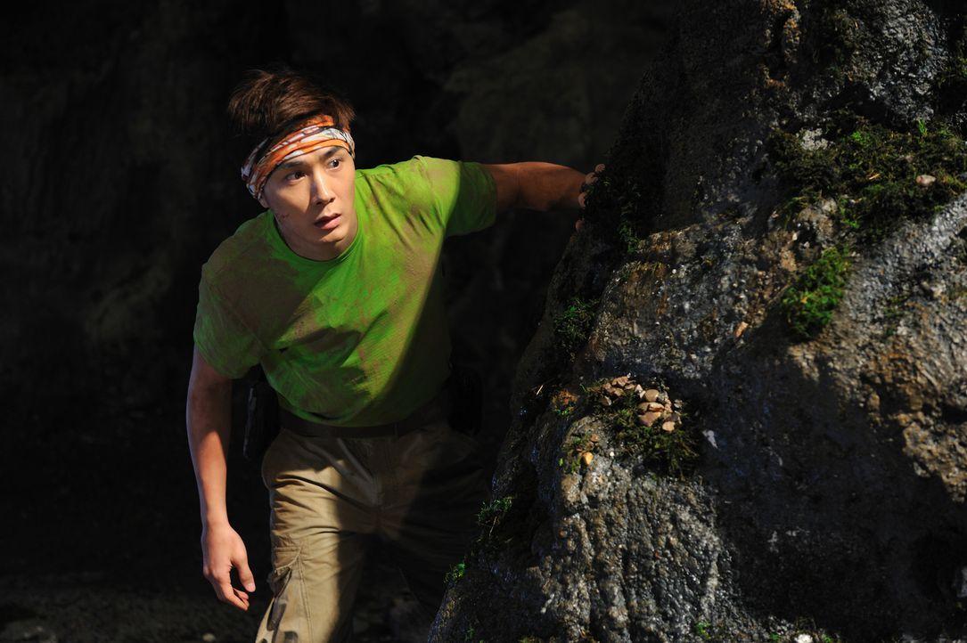 Gelingt es Brandon (Nathan Lee), die wilde, mysteriöse Bestie einzufangen? - Bildquelle: Licensed by Telepool GmbH