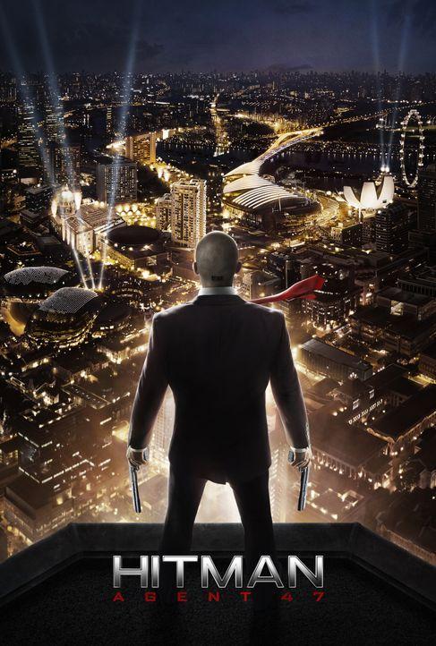 Hitman: Agent 47 - Artwork - Bildquelle: 2015 Twentieth Century Fox Film Corporation. All rights reserved.