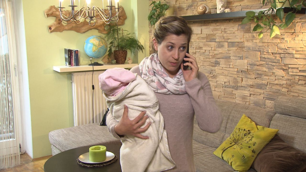 Ein-Baby-fuer-Bea25 - Bildquelle: SAT.1