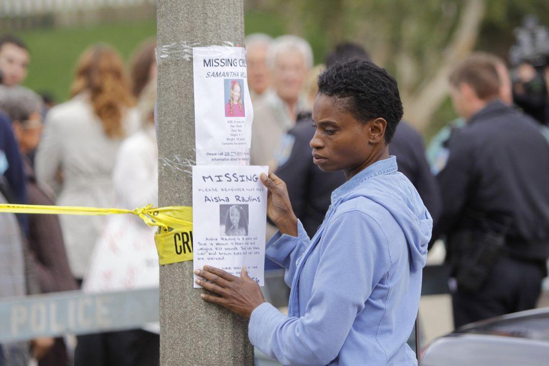 Macht sich große Sorgen um ihre Tochter, die ebenfalls vermisst wird: Jeanette Rawlins (Adina Porter) ... - Bildquelle: ABC Studios