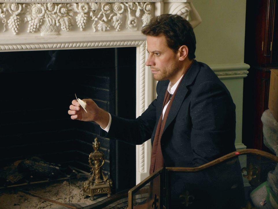 Jagt einen eiskalten Mörder: Dr. Henry Morgan (Ioan Gruffudd) ... - Bildquelle: Warner Brothers