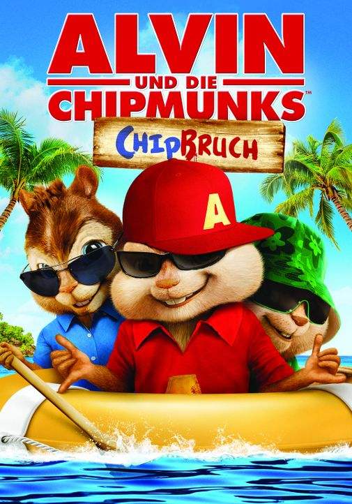 ALVIN UND DIE CHIPMUNKS 3: CHIPBRUCH - Plakatmotiv - Bildquelle: 2011 Twentieth Century Fox Film Corporation. All rights reserved.