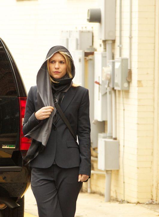 Ihre Menschenkenntnis bringt Carrie (Claire Danes) einen Schritt dichter an die Terroristen heran ... - Bildquelle: 20th Century Fox International Television