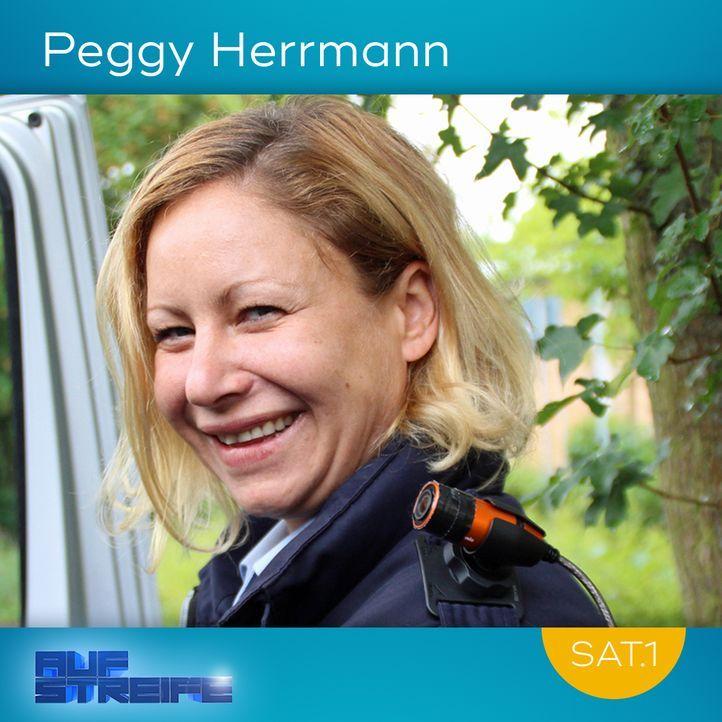 Peggy Herrmann - Bildquelle: SAT.1