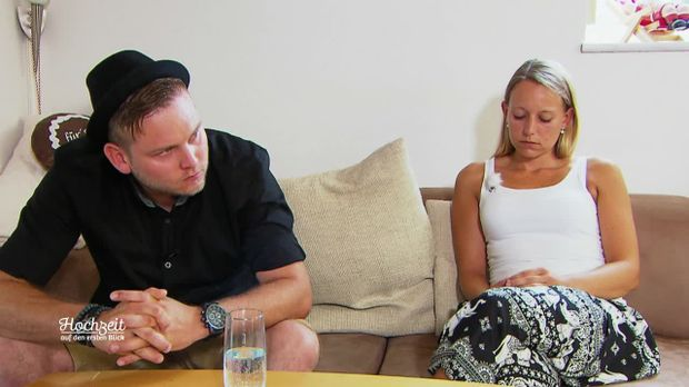 Hochzeit Auf Den Ersten Blick - Hochzeit Auf Den Ersten Blick - Haben Christina Und Marcel Unüberwindbare Differenzen?