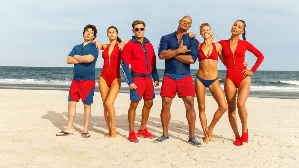 Baywatch - Bildquelle: Frank Masi 2017 PARAMOUNT PICTURES. ALL RIGHTS RESERVED. / Frank Masi