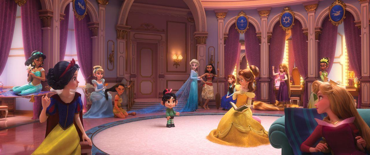 Vanellope - Bildquelle: 2018 Disney. All Rights Reserved.