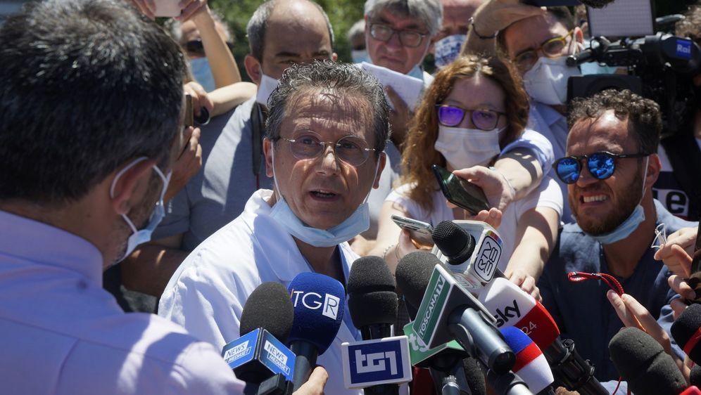 - Bildquelle: Alessandro La Rocca/LaPresse/AP/dpa