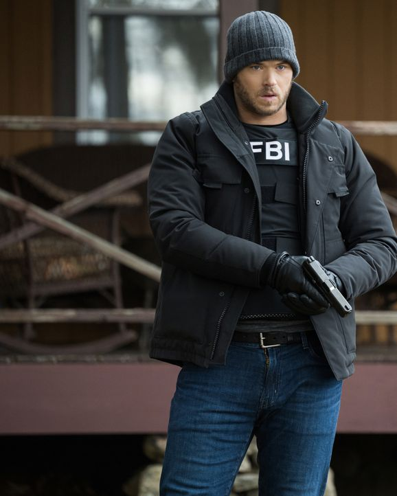 Kenny Crosby (Kellan Lutz) - Bildquelle: Mark Schafer 2020 CBS Broadcasting Inc. All Rights Reserved. / Mark Schafer