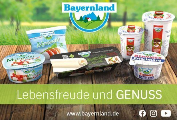 Bayernland 2020/ Werbebanner