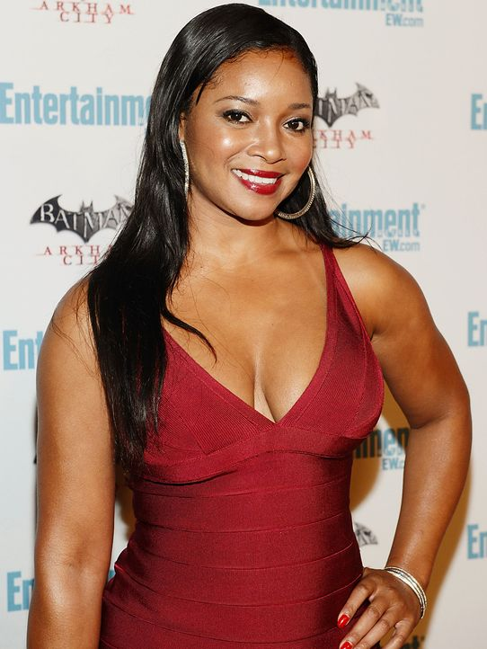 Tamala-Jones-2011-7-23-getty-AFP - Bildquelle: getty AFP