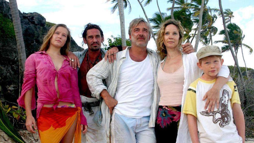 Die Pirateninsel - Familie über Bord - Bildquelle: Walter Bailey Sat.1