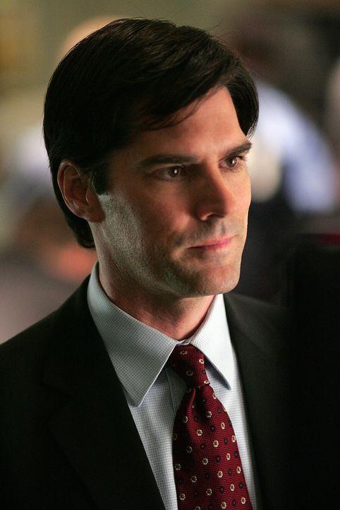 Einem Serienmörder auf der Spur: Agent Aaron Hotchner (Thomas Gibson) ... - Bildquelle: Touchstone Television