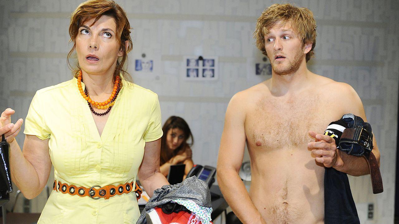 Anna-und-die-Liebe-Folge-529-01-SAT1-Oliver-Ziebe - Bildquelle: SAT.1/Oliver Ziebe