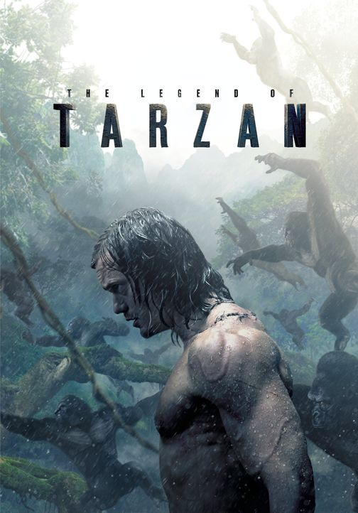Legend of Tarzan - Artwork - Bildquelle: Warner Bros.