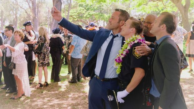 Hawaii Five-0 - Hawaii Five-0 - Staffel 8 Episode 10: Zurück In Die Zukunft