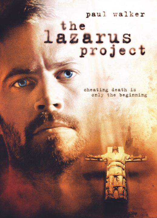 THE LAZARUS PROJECT - Plakatmotiv - Bildquelle: 2008 Medea Capital LLC. All Rights Reserved.