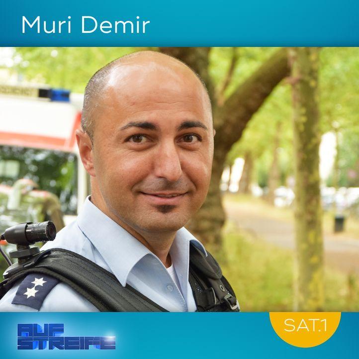 Muri Demir - Bildquelle: SAT.1