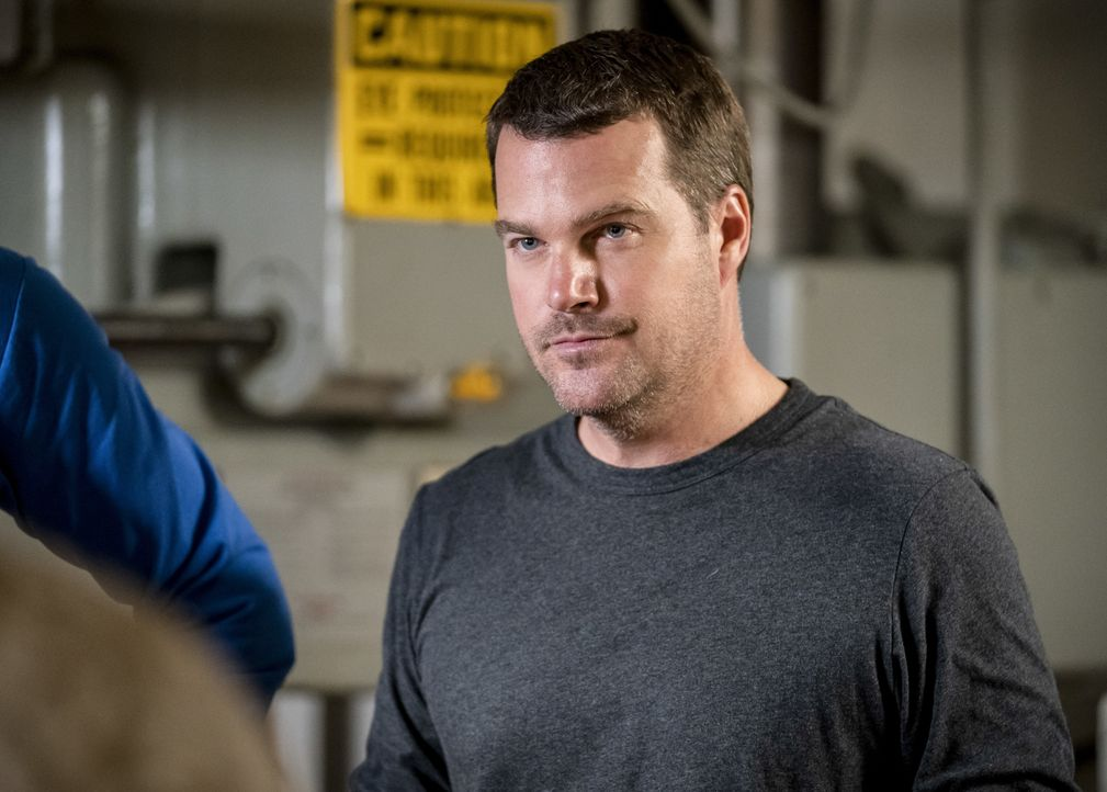 G. Callen (Chris O'Donnell) - Bildquelle: Erik Voake 2019 CBS Broadcasting, Inc. All Rights Reserved / Erik Voake