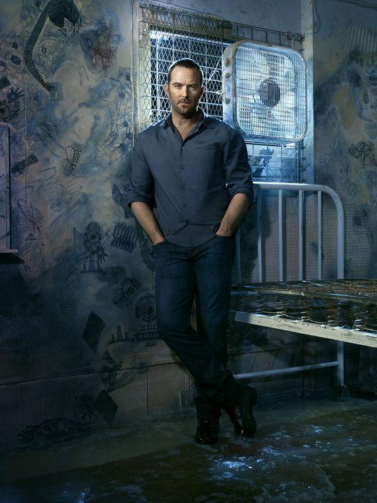 (2. Staffel) - Kämpft wieder an der Seite von Jane, doch wird er ihr je wirklich vertrauen können? NSA-Agent Kurt Weller (Sullivan Stapleton) ... - Bildquelle: Warner Brothers.