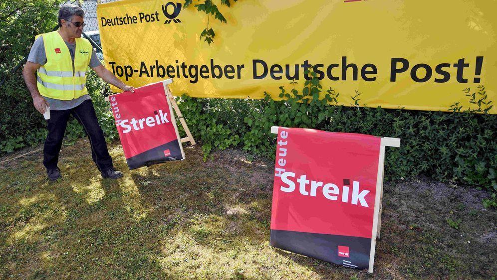 Post Streik Bis Wann