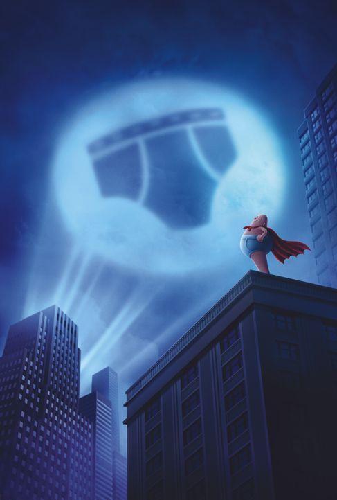Captain Underpants - Der supertolle erste Film - Artwork - Bildquelle: 2017 DreamWorks Animation, L.L.C.  All rights reserved.