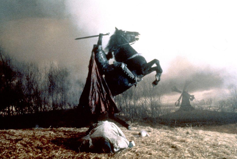 Der kopflose Reiter hat ein neues Opfer gefunden ... - Bildquelle: Constantin Film