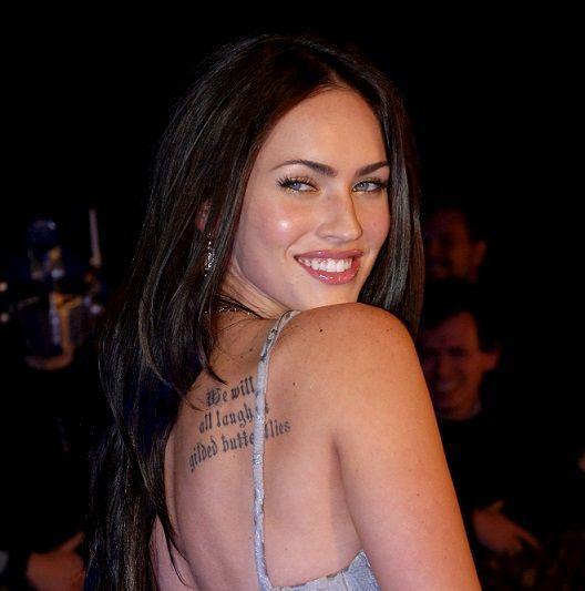 Heiß, heißer, Megan Fox! Zumindest im Jahr 2007 gilt die Schauspielerin aus ... - Bildquelle: dpa: Tracey Nearmy