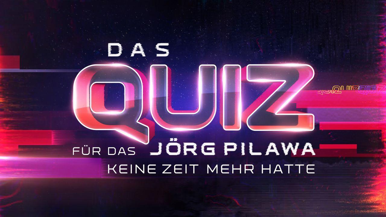 Das Quiz, für das Jörg Pilawa keine Zeit mehr hatte - Logo - Bildquelle: SAT.1