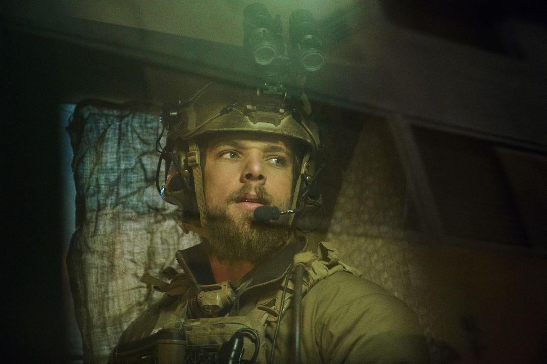 Clay Spenser (Max Thieriot) - Bildquelle: Aaron Epstein Aaron Epstein/CBS   2018 CBS Broadcasting, Inc. All Rights Reserved.