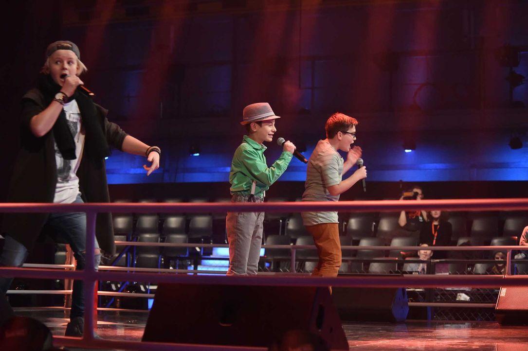The-Voice-Kids-Stf04-Epi06-Auftritte-061-SAT1-André-Kowalski - Bildquelle: © SAT.1 / André Kowalski