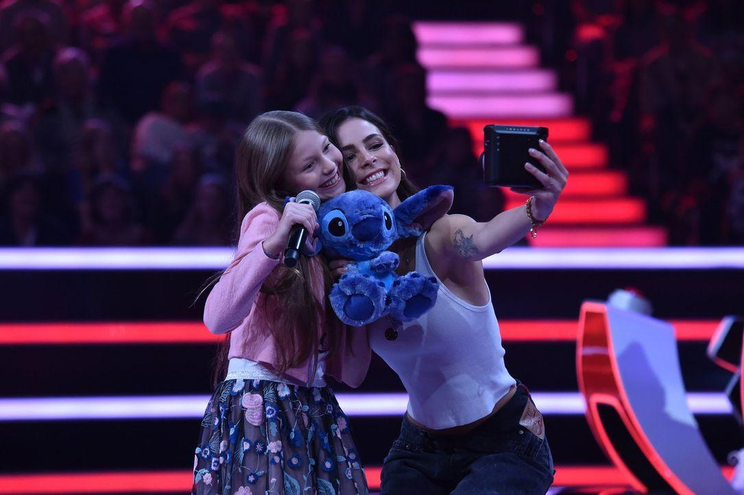 Selfie mit Lilo und Stitch - Bildquelle: André Kowalski