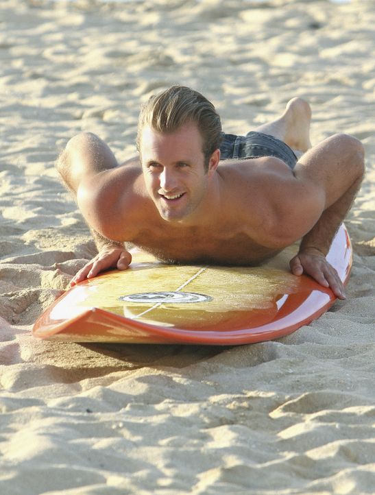 Kämpft gegen das organisierte Verbrechen auf den sonnenverwöhnten Stränden von Hawaii: Danny Williams (Scott Caan) ... - Bildquelle: TM &   2010 CBS Studios Inc. All Rights Reserved.