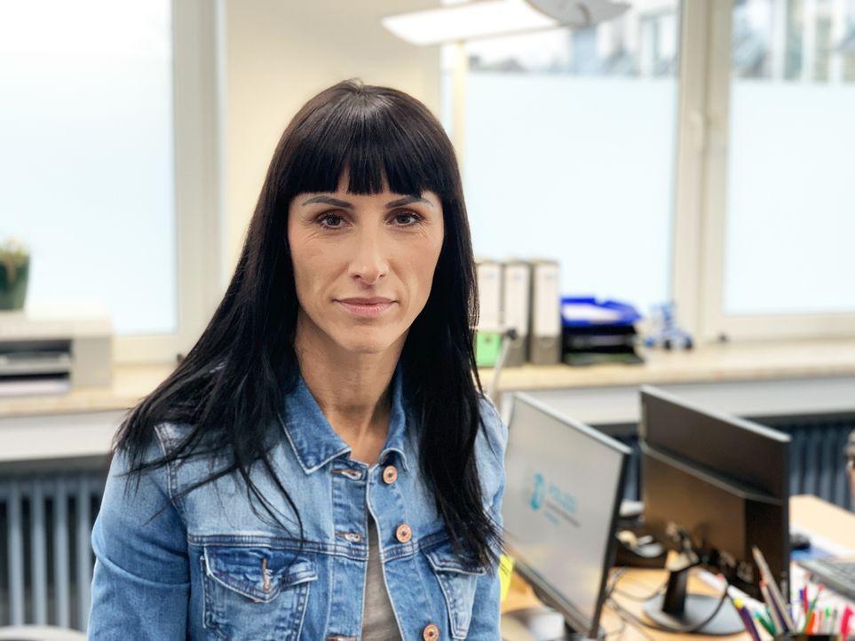 Lara Grünberg - Bildquelle: Nicole Adolph SAT.1 / Nicole Adolph