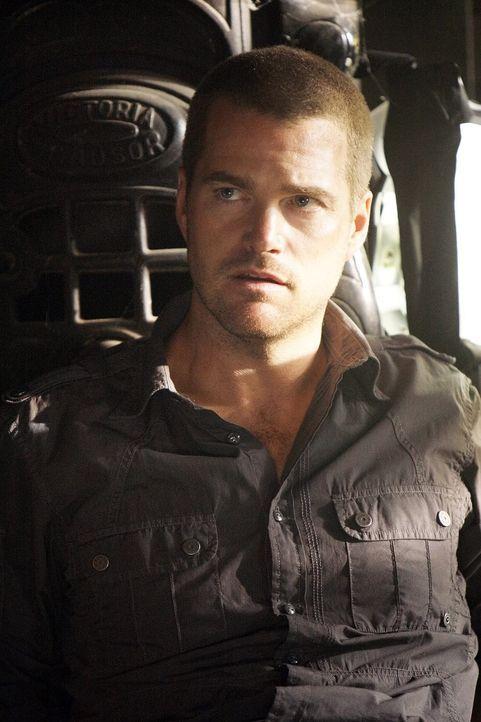 Agent Renko, ehemaliger Partner von Callen (Chris O'Donnell), hat einen Informanten in einer militanten Gruppe. Dieser Informant wird umgebracht. Da... - Bildquelle: CBS Studios Inc. All Rights Reserved.