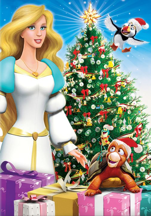 SWAN PRINCESS CHRISTMAS - Artwork - Bildquelle: 2012 Swan IV LLC. All Rights Reserved.