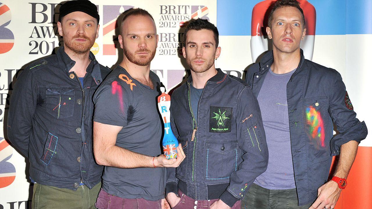 brit-awards-12-02-21-Coldplay-dpa - Bildquelle: dpa
