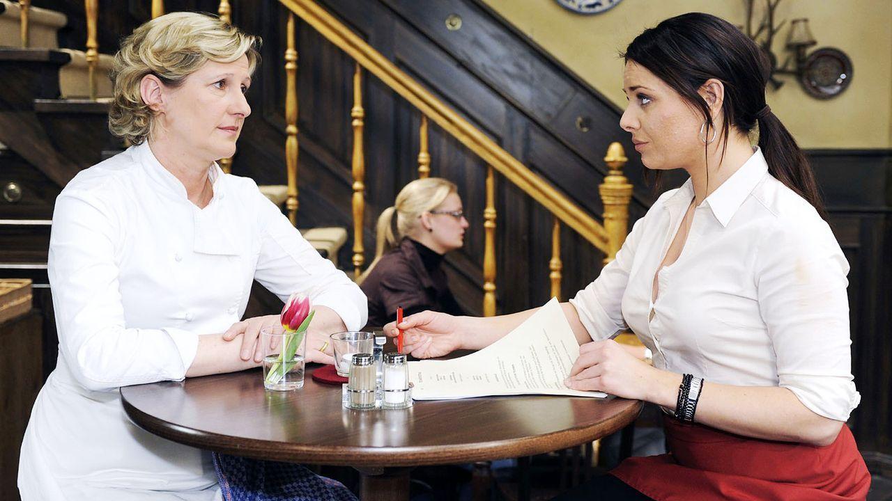 anna-und-die-liebe-Folge-190-05-SAT1-Oliver-Ziebe - Bildquelle: Sat.1/Oliver Ziebe