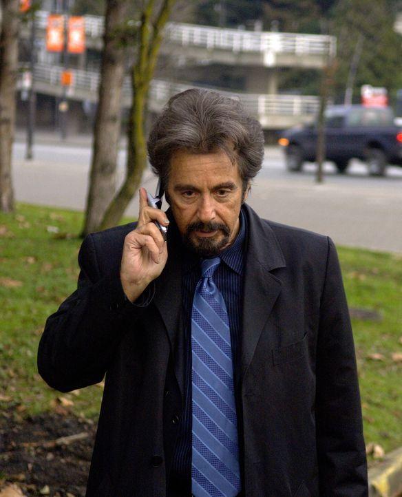 College-Professor  Jack Gramm (Al Pacino), bekommt einen Telfonanruf und ihm wird mitgeteilt, dass er noch 88 Minuten zu leben hat. Daraufhin versuc... - Bildquelle: Nu Image