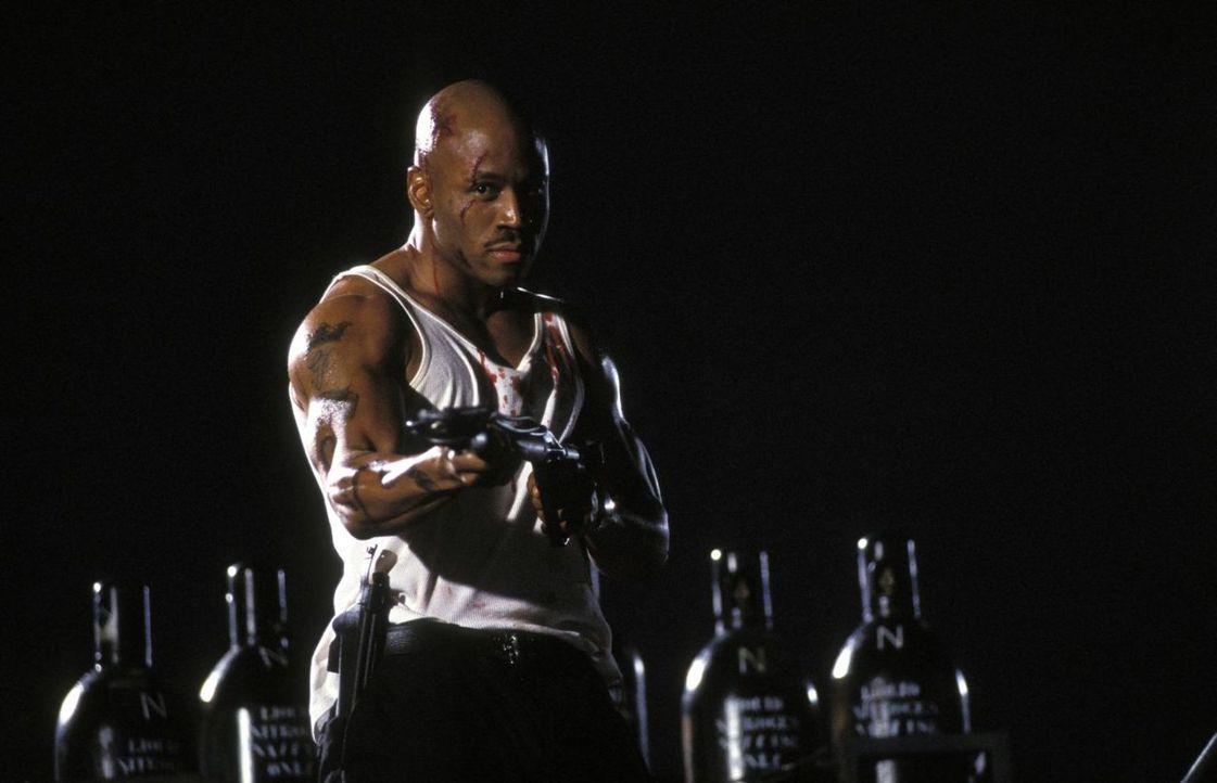 Gut oder Böse? Gabe (LL Cool J) ... - Bildquelle: Tobis Film