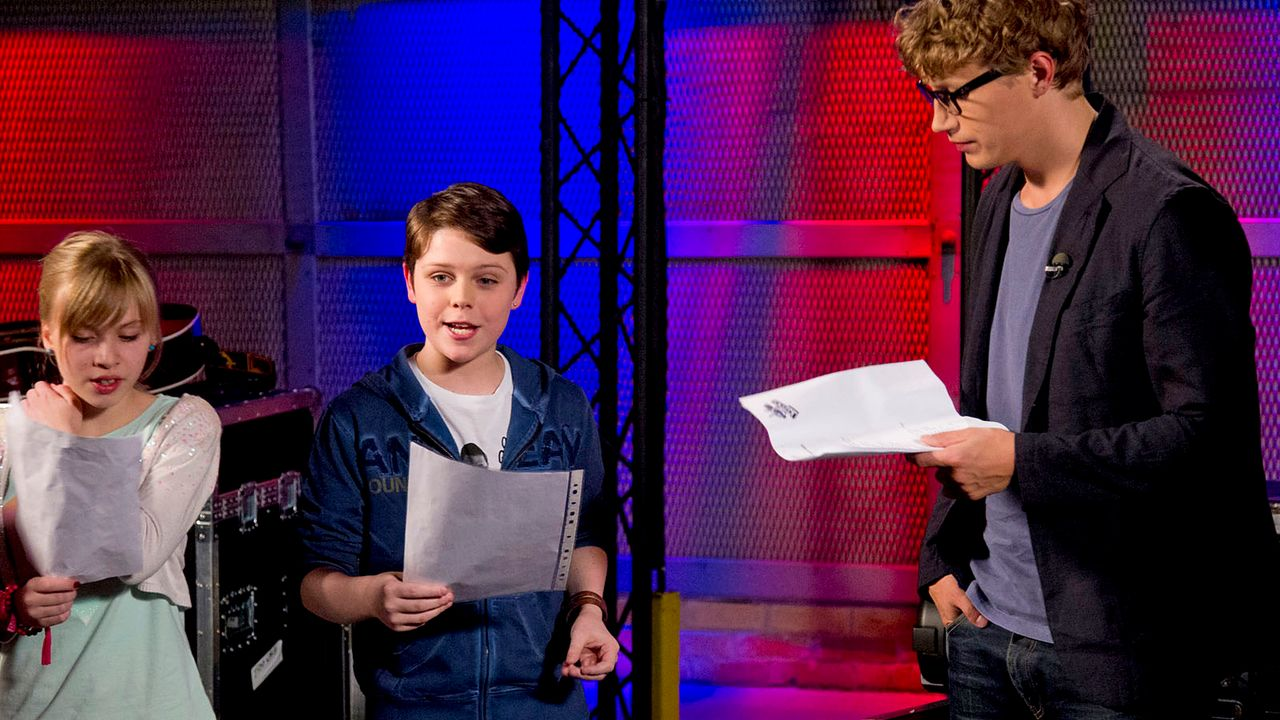 The-Voice-Kids-epi04-Thea-Sean-36-SAT1-Richard-Huebner - Bildquelle: SAT.1/Richard Hübner