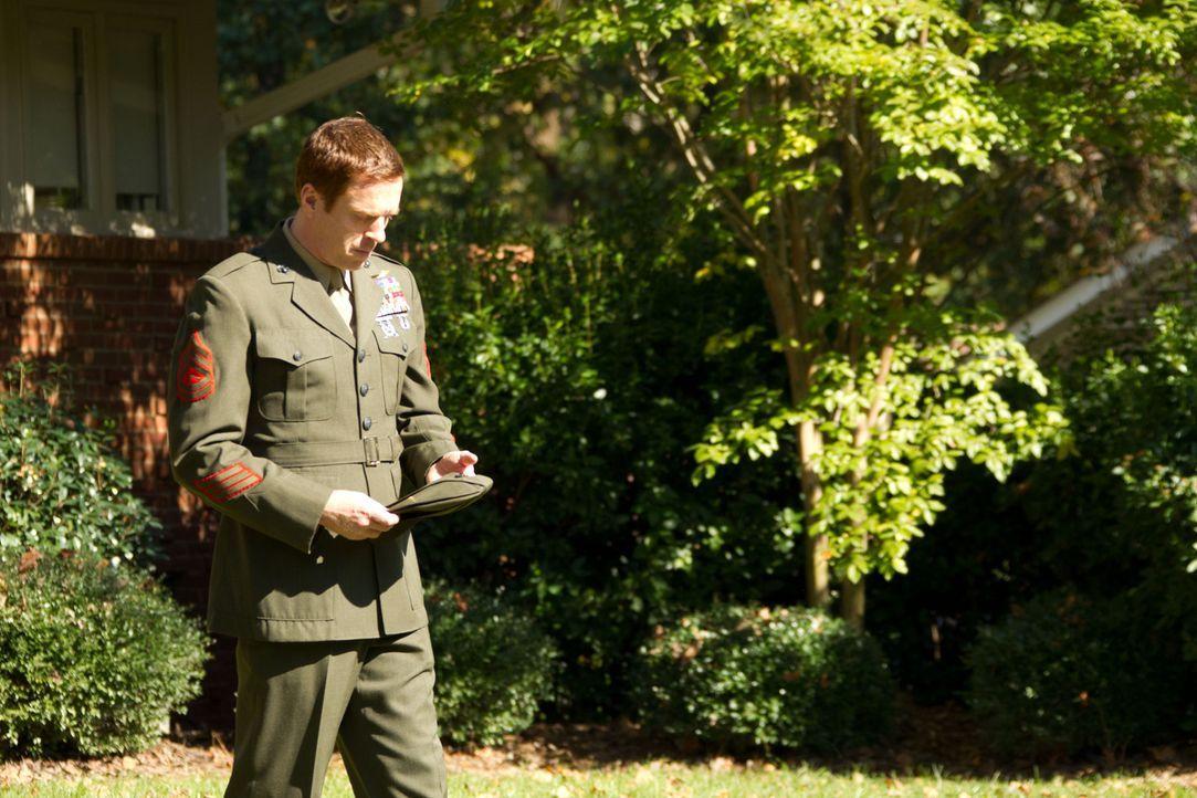Seine Entscheidung hat er getroffen, aber wird Brody (Damian Lewis) sie auch umsetzen können? - Bildquelle: 20th Century Fox International Television