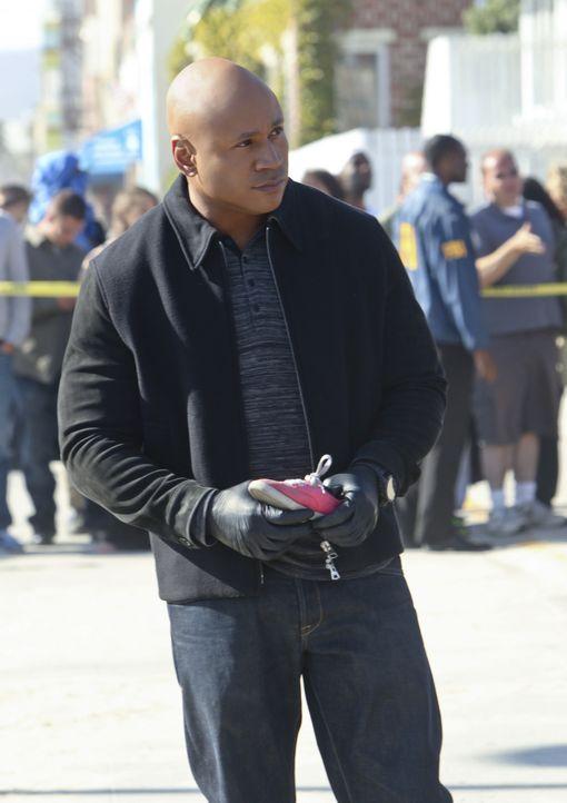 Ein grauenvolles Attentat erschüttert eine Wohltätigkeitsveranstaltung: Kann Sam (LL Cool J) den Tätern auf die Spur kommen? - Bildquelle: CBS Studios Inc. All Rights Reserved.