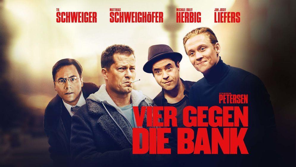 Vier gegen die Bank - Bildquelle: 2016 Hellinger/Doll Filmproduktion GmbH/Warner Bros. Entertainment GmbH. All rights reserved.