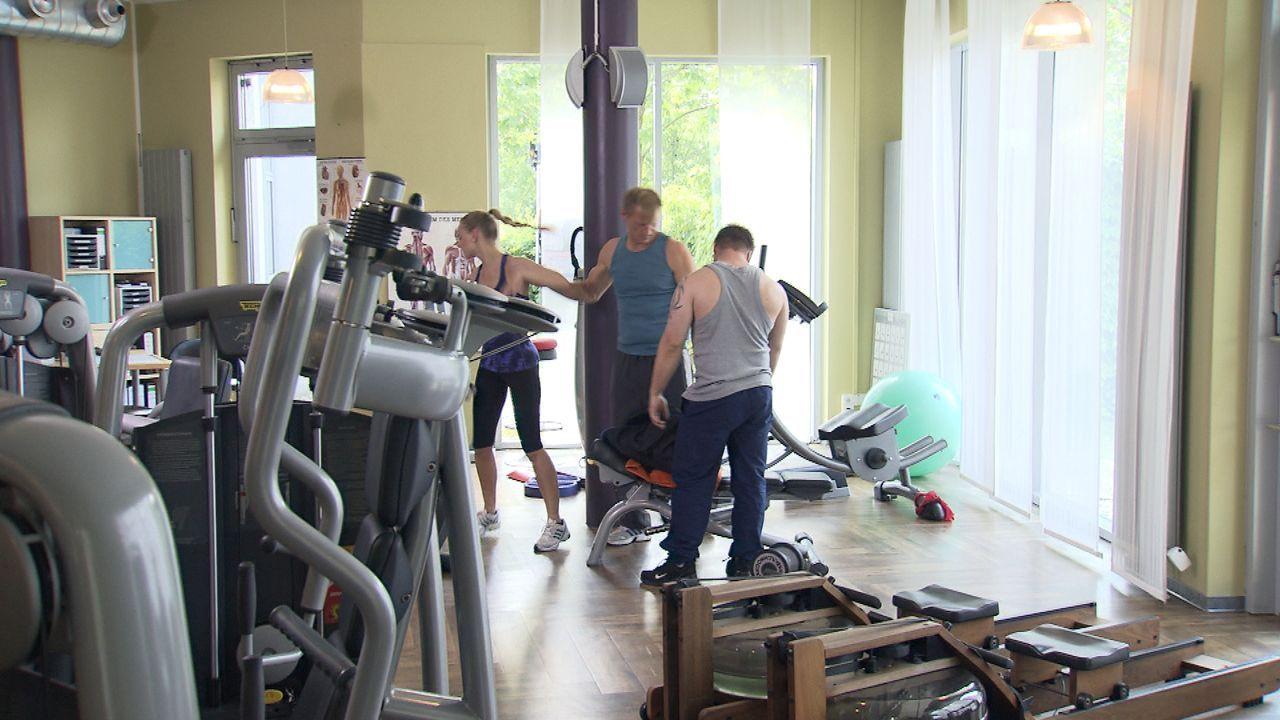 Tödliche-Fitness7 - Bildquelle: SAT.1